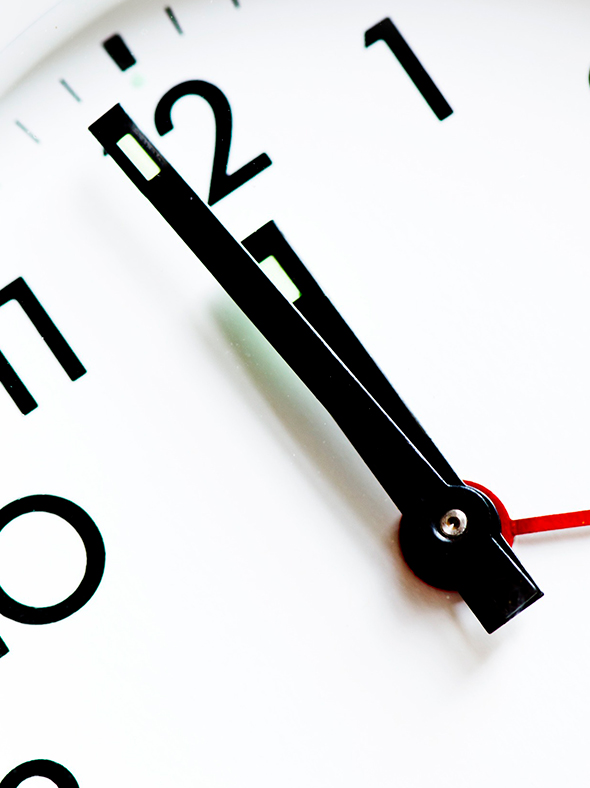 Cita Previa Reloj